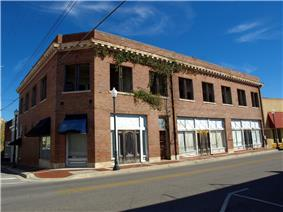 Andalusia Commercial Historic District