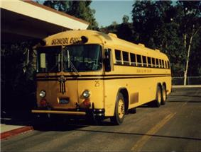 1978 Crown Coach 90-passenger Supercoach Model 2A-426-11