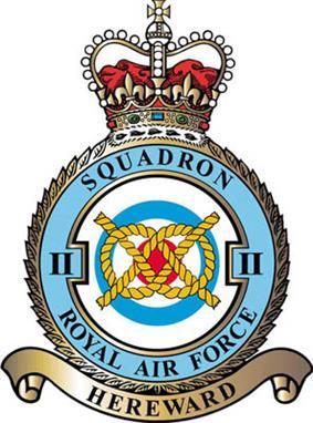 2 Squadron badge