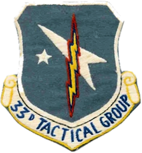 Emblem of the 33d Tactical Group
