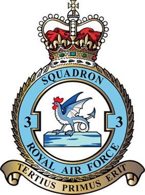 3 Squadron badge