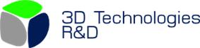 3D Technologies R&D Logo