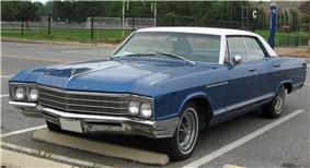 1984-85 Buick LeSabre.