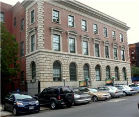 Mott Haven Historic District
