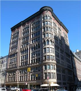 45 East 66th Street, a designated New York City landmark