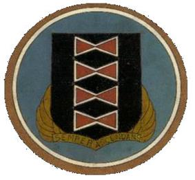 World War II insigne of the 484th Bombardment Group