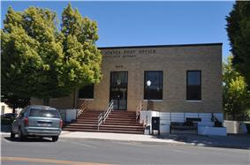 US Post Office-Lovelock Main
