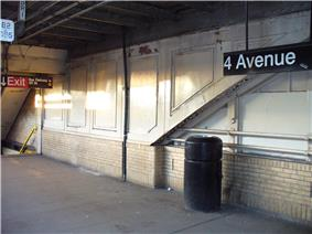 Fourth Avenue Station (IND)