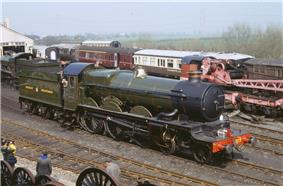 5029 Nunney Castle Didcot old slide.jpg