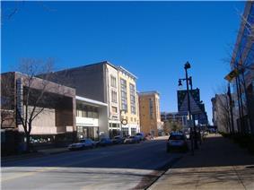 Wabash Avenue-West Historic District