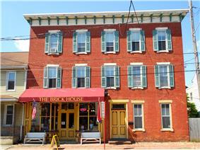 Manheim Borough Historic District