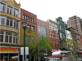 East Center City Commercial Historic District