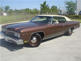 1973 Impala Custom Coupe