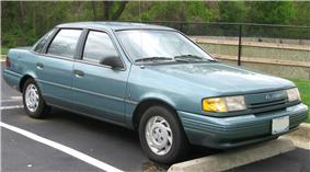 1992-94 Ford Tempo