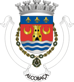 Coat of arms of Alcobaça