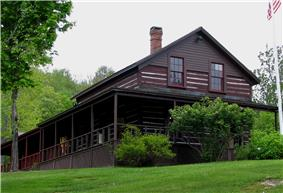 Blue Mountain House Annex