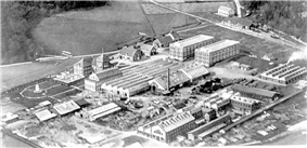 The AGA production and development center around 1920