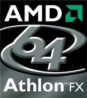 Athlon 64 FX logo as of 2003