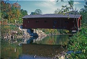 Arlington Covered Bridge