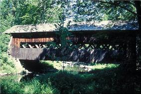 Ashokan-Turnwood Covered Bridge