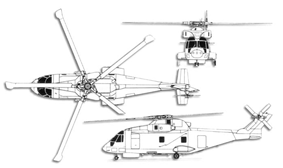 Views of the AW101