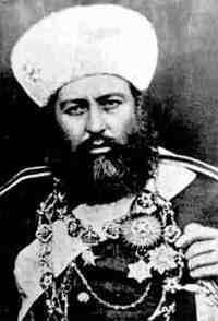 Abdur Rahman Khan of Afghanistan