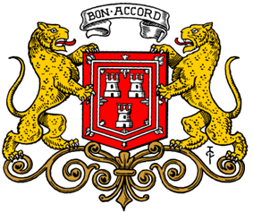 Coat of arms of Aberdeen City