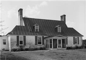 Abingdon Glebe House