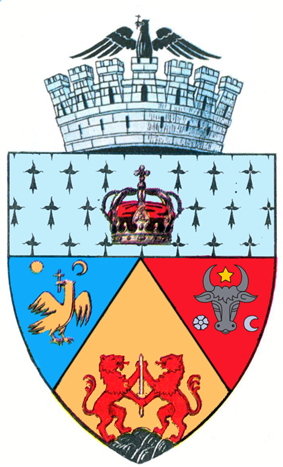 Coat of arms of Alba Iulia