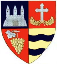 Coat of arms of Arad County