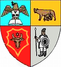 Coat of arms of Bistrița-Năsăud County