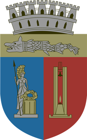 Coat of arms of Cluj-Napoca