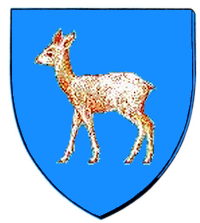 Coat of arms of Dâmbovița County