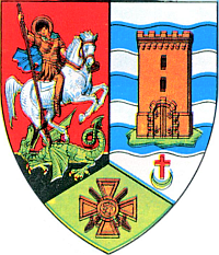 Coat of arms of Giurgiu County