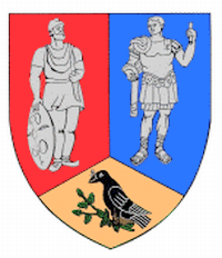 Coat of arms of Hunedoara County