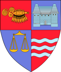Coat of arms of Mureș County