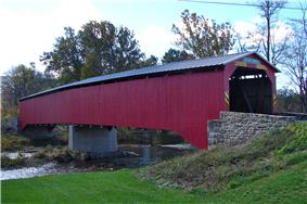 Adairs Covered Bridge
