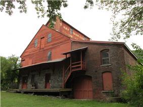 Adams Gristmill Warehouse