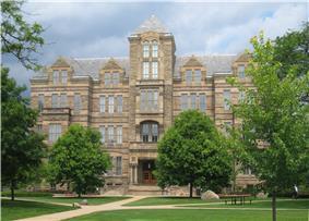 Adelbert Hall, Case Western Reserve University