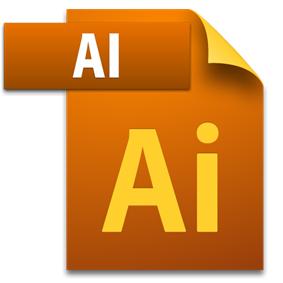 Adobe Illustrator Artwork Icon