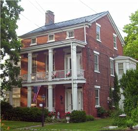 Adolph Brower House