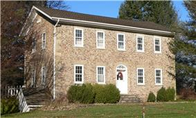 Adsit Cobblestone Farmhouse