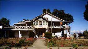 Image of Advaita Ashrama, Mayavati, a branch of the Ramakrishna Math