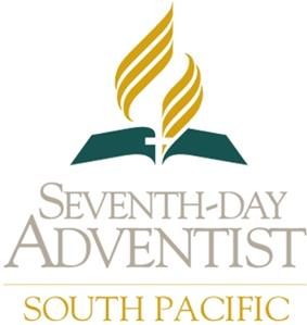 Seventh-day Adventist Church in the South Pacific logo