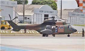 Aerospatiale Puma CH-34 Forca Aerea Brasileira (8181530536).jpg