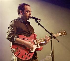 Adrian Crowley at ABC Glasgow