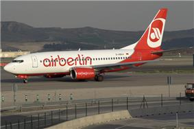 Air Berlin joined the alliance on 20 March 2012