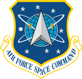 Emblem of the United States Air Force Space Command