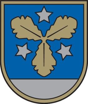 Coat of arms of Aizkraukle Municipality