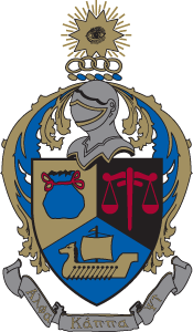 The Coat of Arms of Alpha Kappa Psi